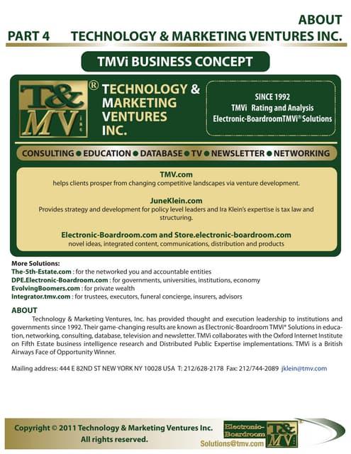 TMVi Business Concept