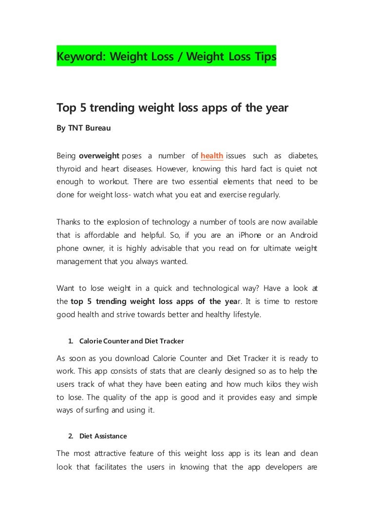 weight loss weight loss tips