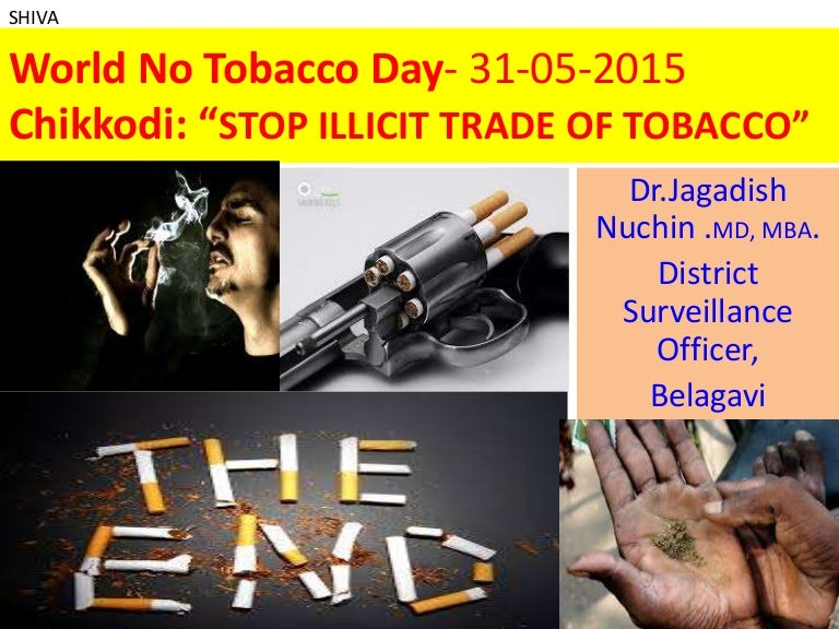 Tobacco and effects