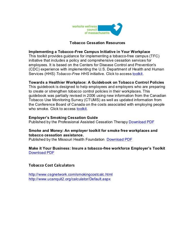 tobaccocessationresources 121115115833 phpapp01 thumbnail 4jpgcb1352980822