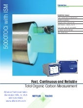 TOC Total Organic Carbon Analyzer