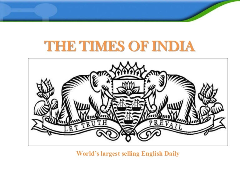 who is editor of times of india