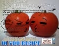 Tomato or onion in your recipe