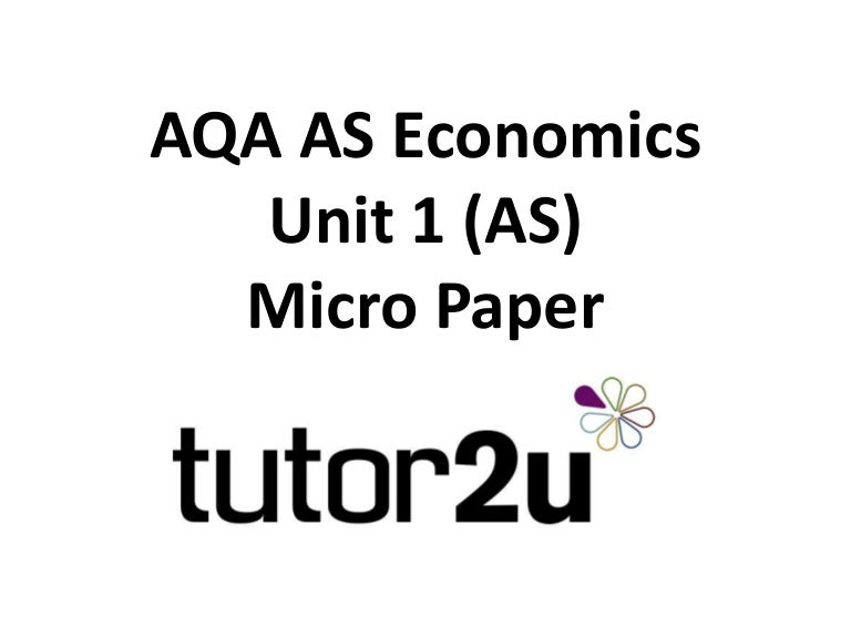 economics unit 11 past paper Economics unit 11 past papers 2c) recommend which one of the following options might be the best for simon for obtaining future employment: to look for a job in the local are.