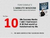 Tonydovales1minutewisdomrethinksuccess 140522124437 phpapp02 thumbnail