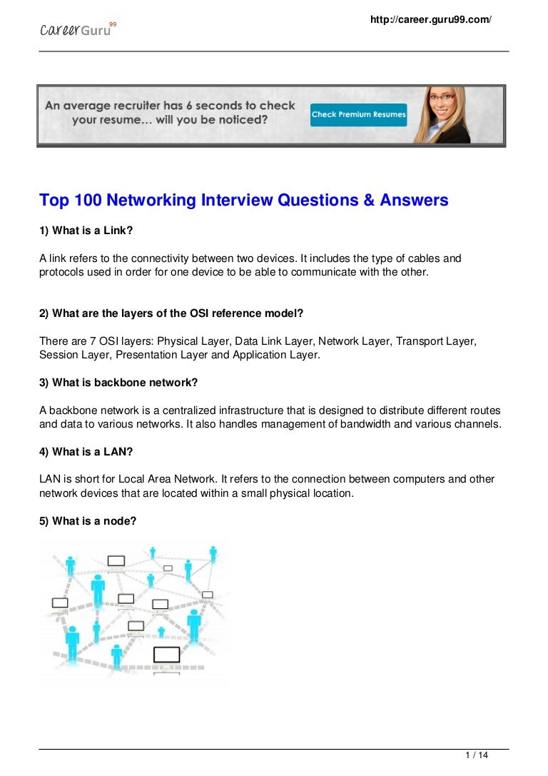 network administrator interview questions 10 interview questions ...