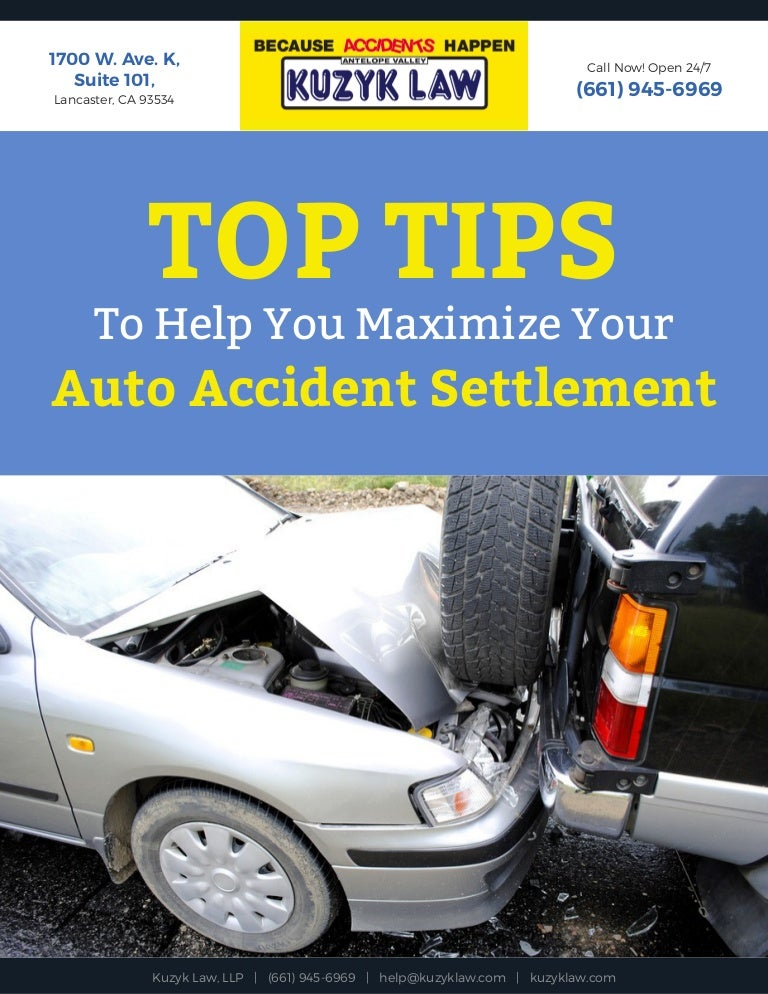 what is my car accident settlement worth
