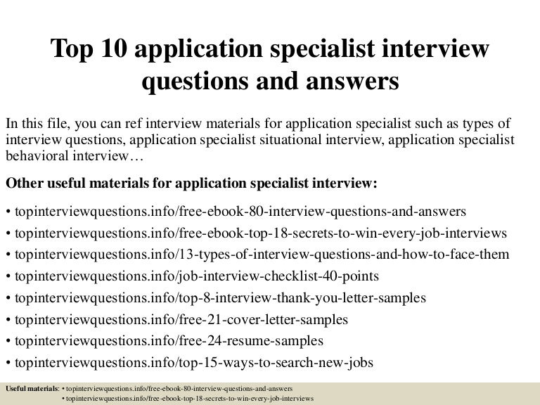 top10applicationspecialistinterviewquestionsandanswers150409204738conversiongate01thumbnail4jpgcb 1428630511 – Ultrasound Applications Specialist