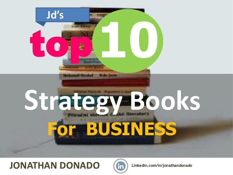 10 strategy books top 10 strategy books fandeluxe Choice Image