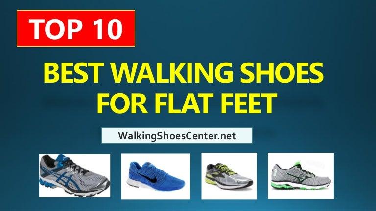 TOP 10 Best Walking Shoes For Flat Feet 2017   FLAT FEET SHOES