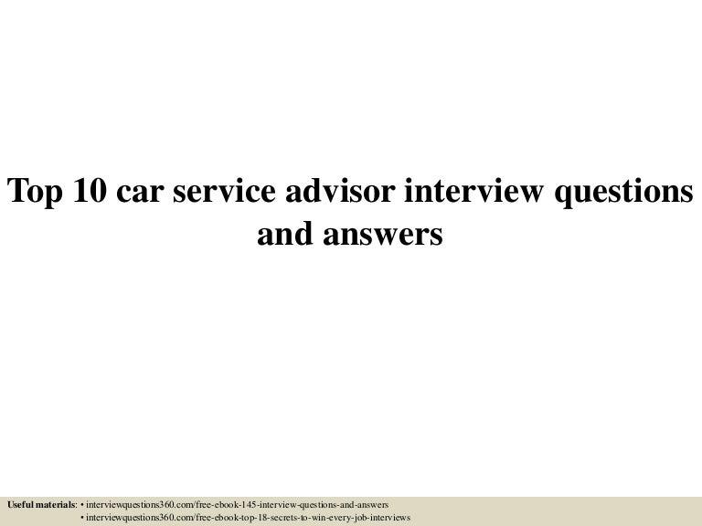 service writer resume