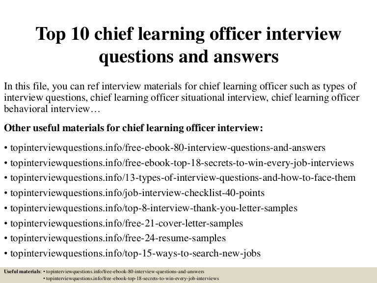 top10chieflearningofficerinterviewquestionsandanswers 150322043318 conversion gate01 thumbnail 4 jpg cb 1427016846
