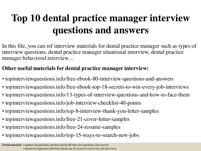 dental office manager duties - thelongwayup.info