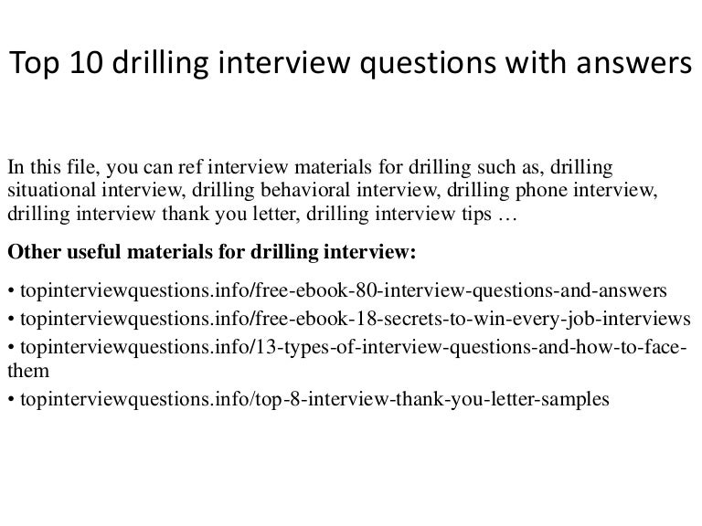 informational interview questions and answers