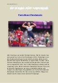 Top 10 facts about paralympics