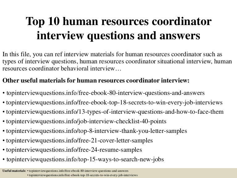 Resumes For Hr Coordinator Top Hr Coordinator Resume Samples Crayt Adtddns  Asia Perfect Resume Example Resume