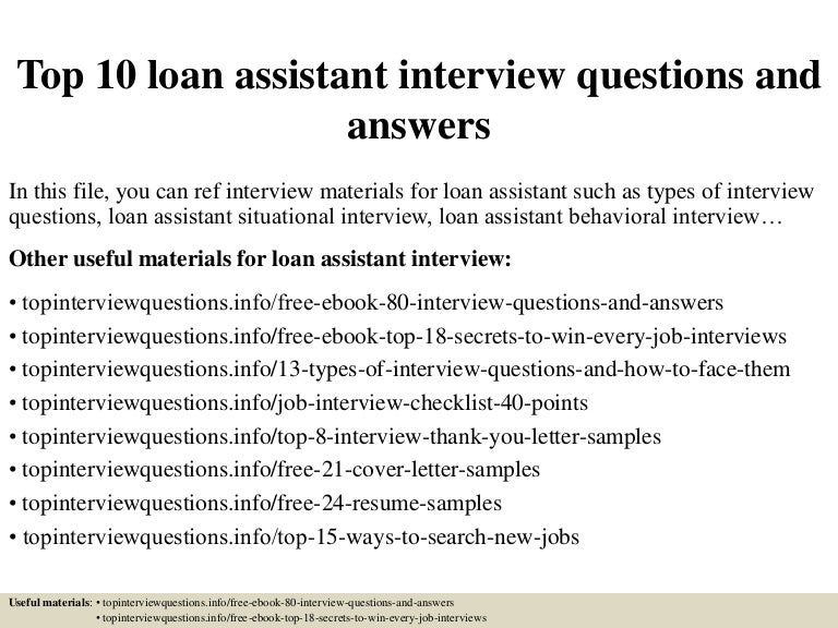 Lending Assistant Sample Resume Top 8 Lending Assistant Resume