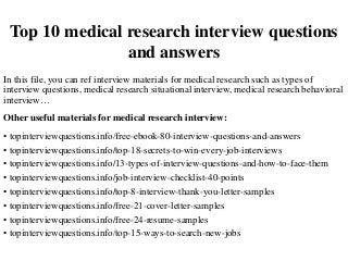 Example Questions for a ethnography interview?