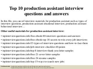 Resume Examples Resume Production Assistant Cover Letter Tv Production