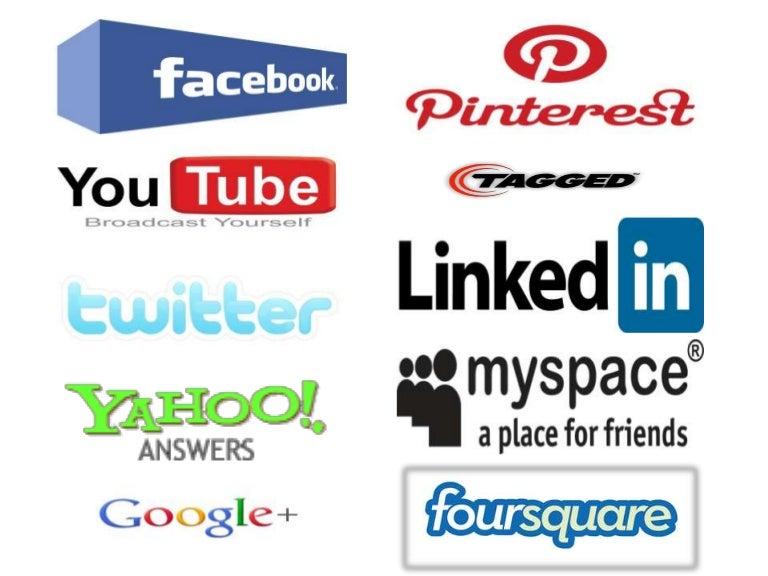 Top 10 social media websites in 2012