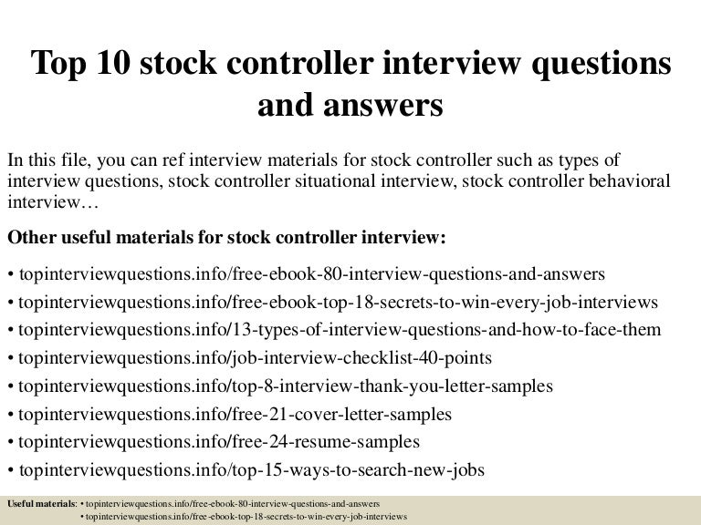 Top10Stockcontrollerinterviewquestionsandanswers-150328011447-Conversion-Gate01-Thumbnail-4.Jpg?Cb=1504886652