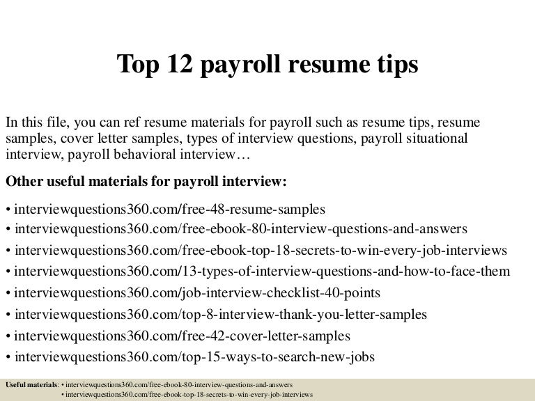 top12payrollresumetips 150402085404 conversion gate01 thumbnail 4jpgcb1427964911