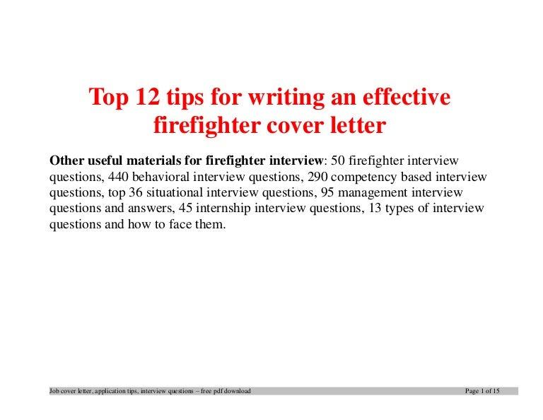 SlideShare  Resume Cover Letter Tips