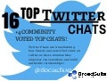 16 Top Twitter Chats (Social Communities)