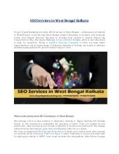 Top 1 seo services in west bengal kolkata