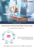 Top 20 Social Media Marketing (SMM) Tools