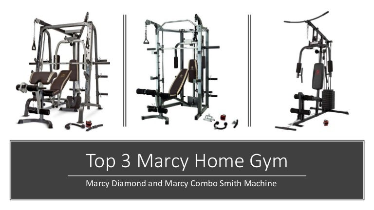 e3add715411 Top 3 Marcy Home Gym - Marcy Diamond and Marcy Combo Smith Machine