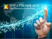 Top 3 Business Trends of 2015