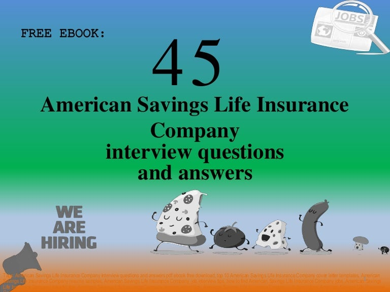 American Savings Life Insurance