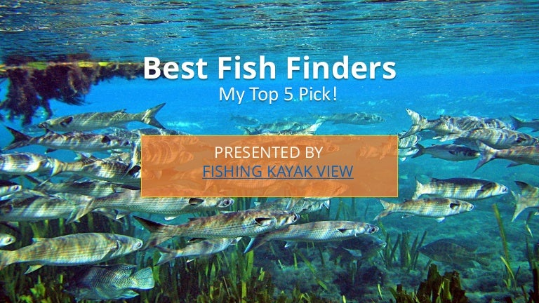 top 5 fish finder, Fish Finder