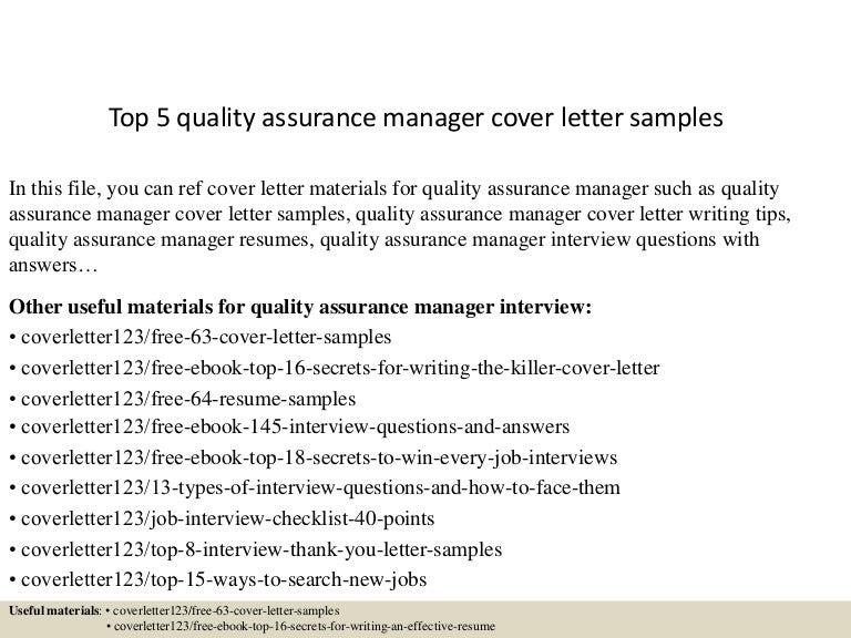 Resume Quality Control Manager Vosvetenet – Quality Assurance Job Description