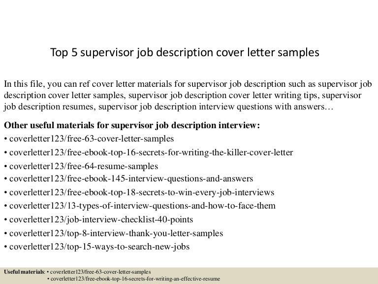 Top5Supervisorjobdescriptioncoverlettersamples-150618022429-Lva1-App6892-Thumbnail-4.Jpg?Cb=1434594320