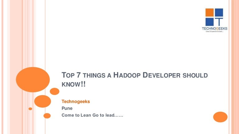 7 Popular Siding Materials To Consider: Top 7 Things A Hadoop Developer Should Know