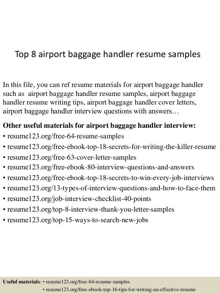 topairportbaggagehandlerresumesamples lva app thumbnail jpg cb