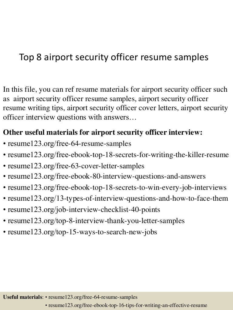 airport security guard sample resume waitress resume template airport security guard sample resume airport security guard sample resume