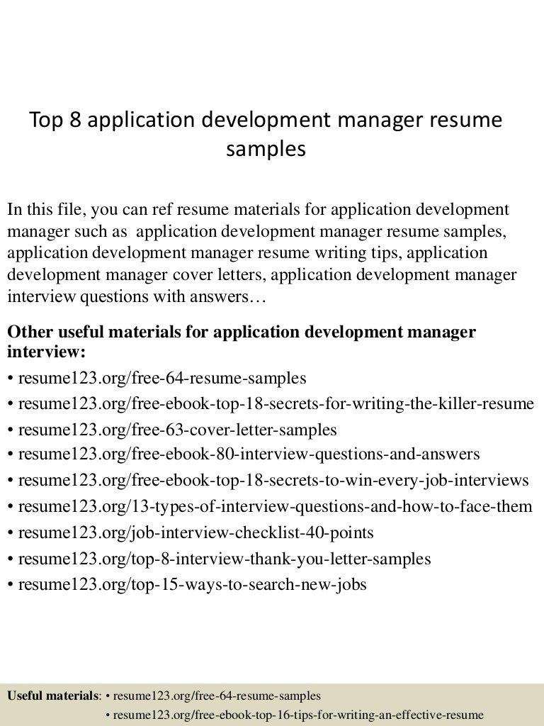 top8applicationdevelopmentmanagerresumesamples-150514062423-lva1-app6891-thumbnail-4.jpg?cb=1431584708