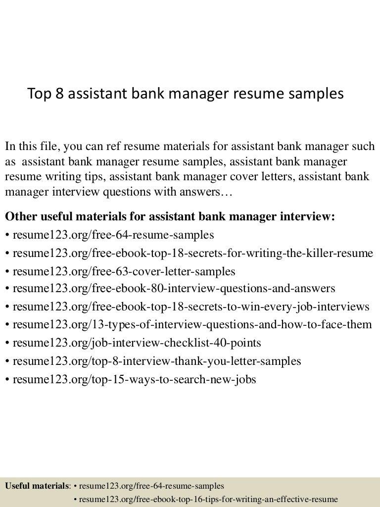 topassistantbankmanagerresumesamples lva app thumbnail jpg cb