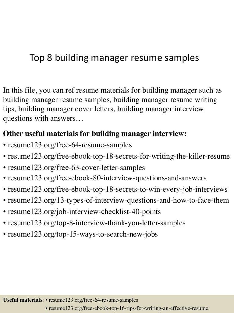 top8buildingmanagerresumesamples-150424022907-conversion-gate01-thumbnail-4.jpg?cb=1429860610
