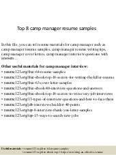 Cover letter rm camp boss for sorong 1 pdf