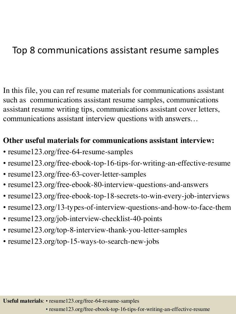 human resources assistant resume samples sample resume for human resources assistant resume samples topcommunicationsassistantresumesamples conversion gate thumbnail
