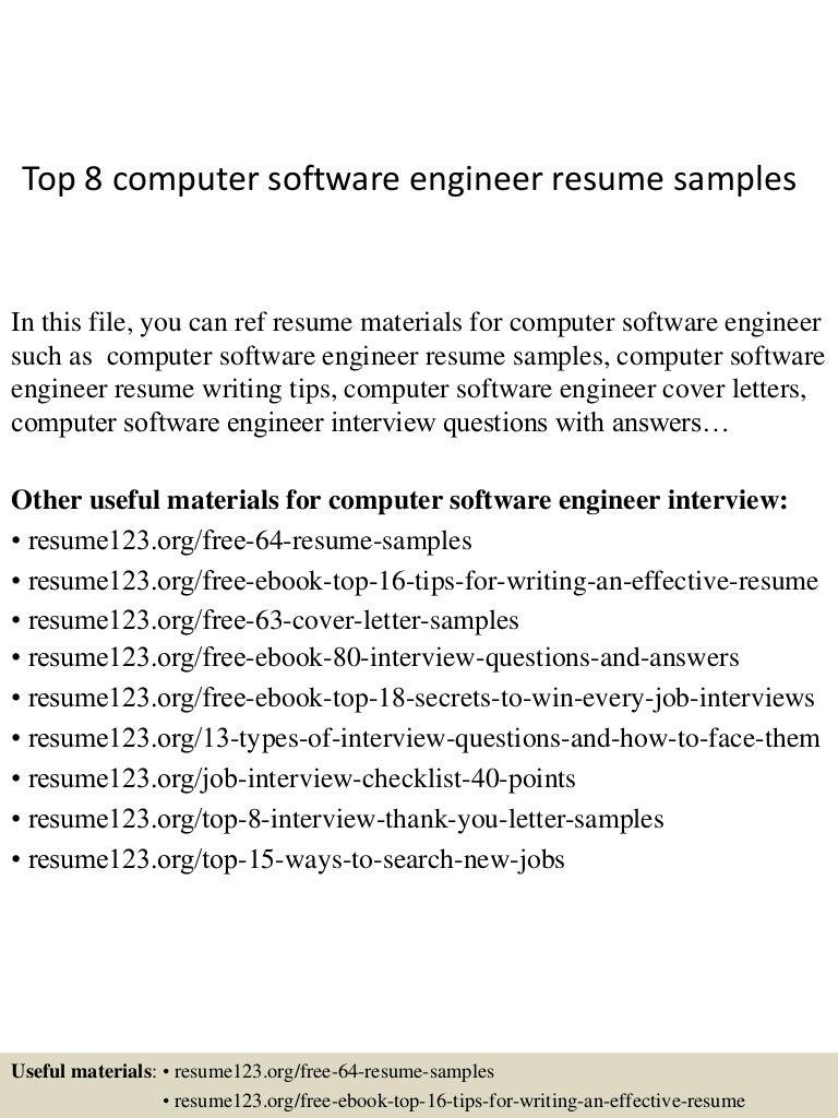 topcomputersoftwareengineerresumesamplesconversiongatethumbnailcb also