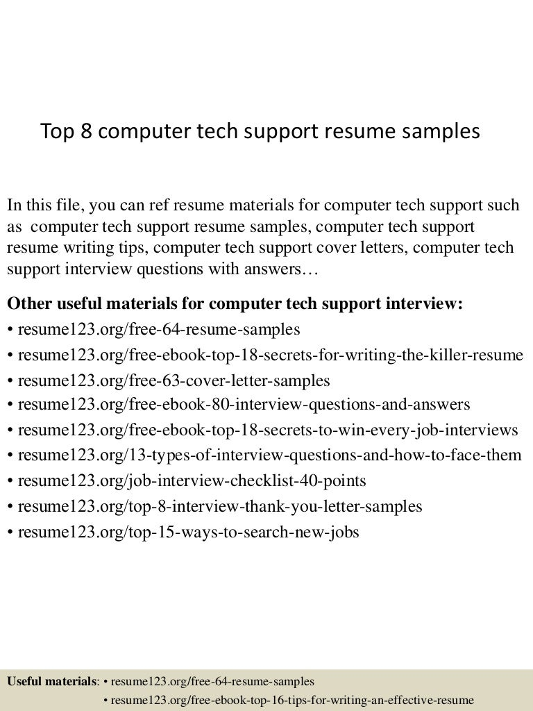 computer technician resumes thevillas co