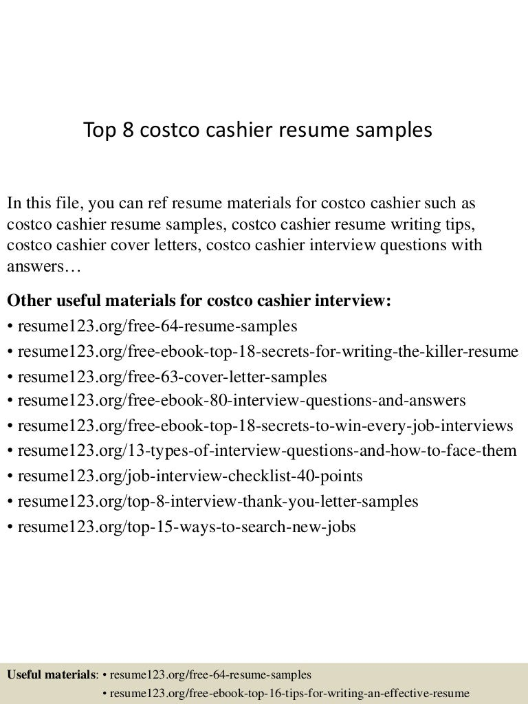 resume samples cashier college admissions resume sample sample lva1 app6892 thumbnail 4jpg cb 1432803001 top8costcocashierresumesamples 150528084907 lva1 app6892 thumbnail 4 top 8 costco cashier resume samples