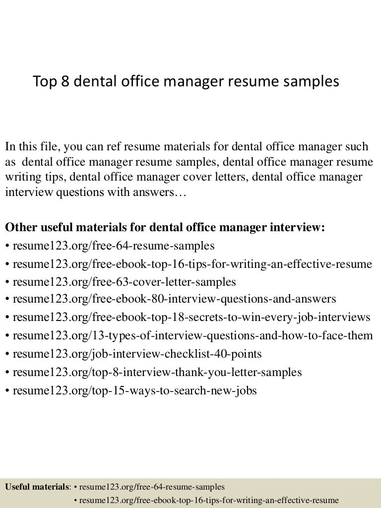 topdentalofficemanagerresumesamples conversion gate thumbnail jpg cb