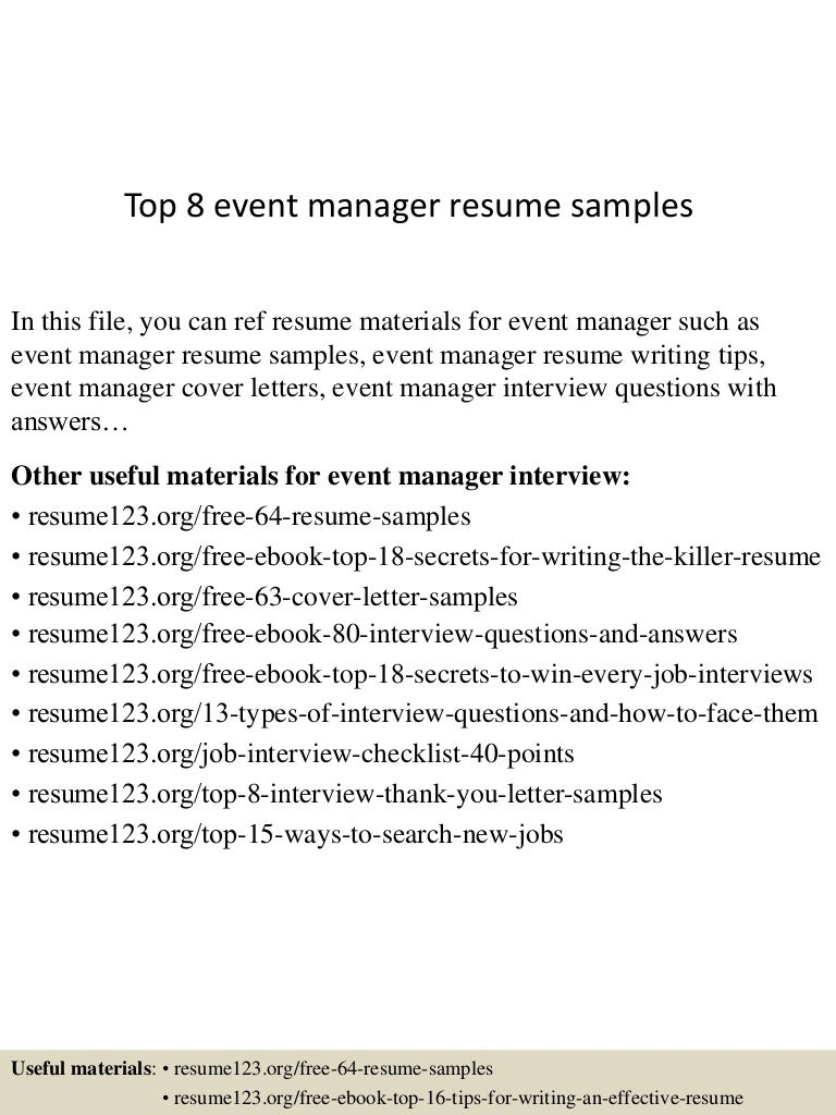 topeventmanagerresumesamples conversion gate thumbnail jpg cb