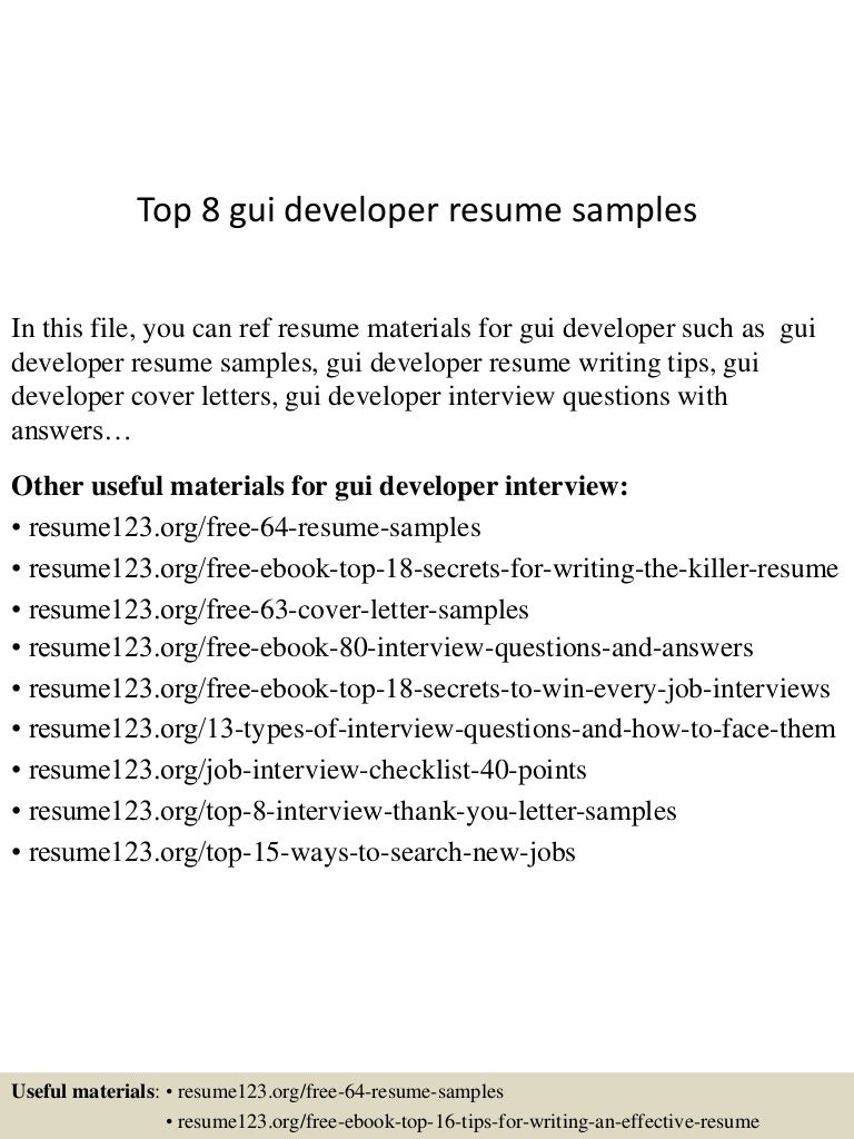 3. automation testing resume sample performance testing resume ...